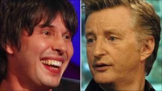 Brian Cox and Billy Bragg
