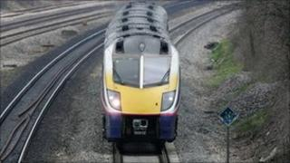 First Great Western Adelante Class 180 train