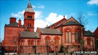 St Ignatius Church Salford