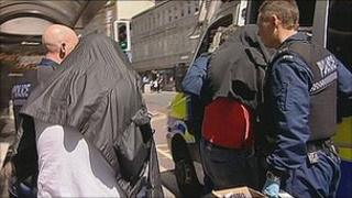 People arrested at suspected brothel in Newcastle