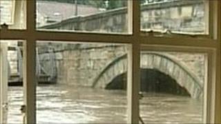 Pickering floods