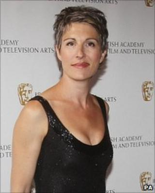 Tamsin Greig at the British Academy Television Craft Awards 2011