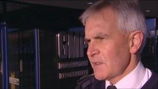 Peter Fahy, Chief Constable of Greater Manchester