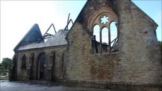 St Austell chapel