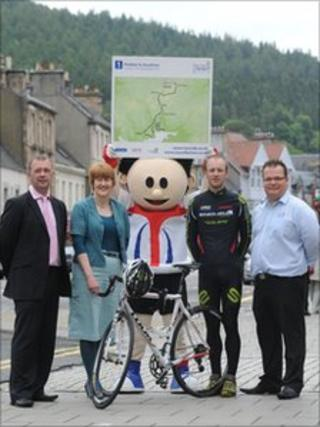 Tour of Britain launch