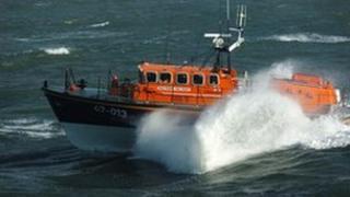 Moelfre Lifeboat (copyright: RNLI)