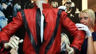 Michael Jackson's Thriller jacket