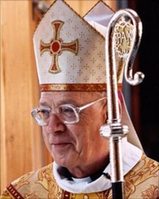 Bishop Ambrose Griffiths
