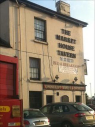 Market House Tavern in Portsmouth