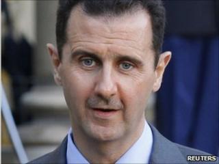 Bashar al-Assad (file)