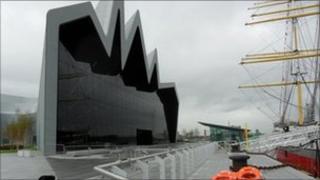 Riverside Museum (Pic by Sheila Watt)