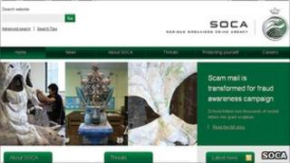 Soca website