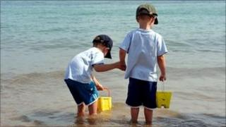 'Beach Live' will give up-to-the-minute information on bathing water quality