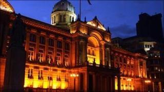 Birmingham City Council building