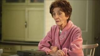June Brown as Dot in EastEnders