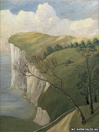 Noel Coward White Cliffs