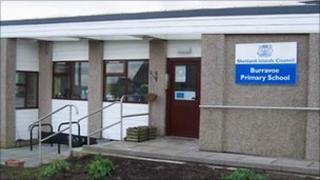 Burravoe Primary School [Pic: Burravoe Primary School website]