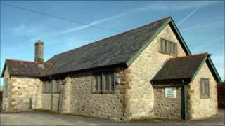 Halkyn Library (picture courtesy of dailypost.co.uk)