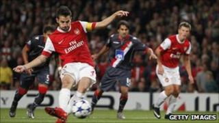 UEFA Arsenal vs... Bra game