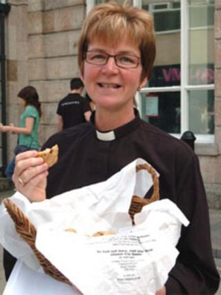 The Reverend Canon Dr Sue Jones