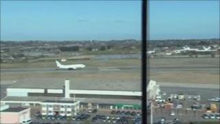 Jersey Air Traffic Control