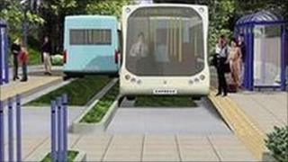 Luton Dunstable Busway