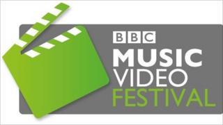 BBC Music Video Festival logo