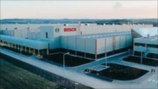 Bosch Miskin plant