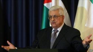 Mahmoud Abbas - May 2011