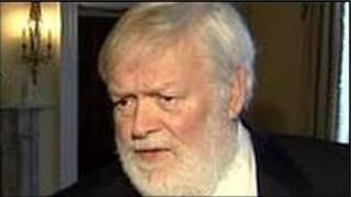 Poet Michael Longley