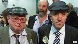 Jackie and Michael Healy-Rae