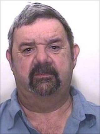 Brian Coleman - police picture