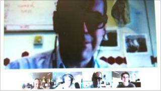 Rory Cellan-Jones on Google+ Hangout