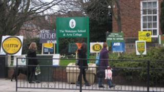 The Wakeman School, Shrewsbury