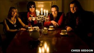 The band were formed in 2004