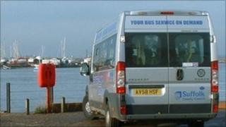 Going Somewhere minibus