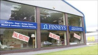 Finney's in Bangor