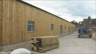 Horizon Life training centre, Killinghall, Harrogate