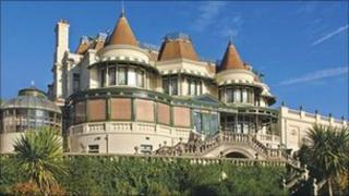 Russell-Cotes Museum in Bournemouth