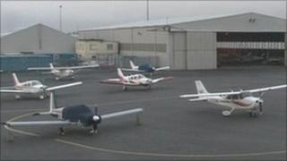 Lydd Airport