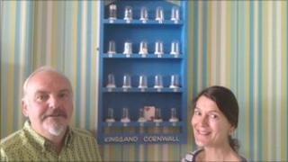 Michael and Francesca Bennett