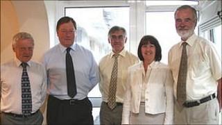 Health Department board