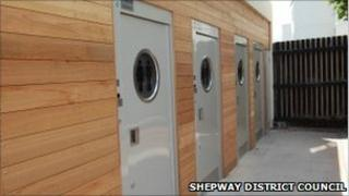 Sandgate toilets