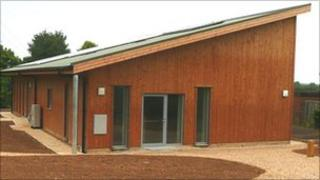 Eco Social Centre in Highwood