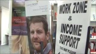 Employment centre in Jersey