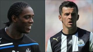Nile Ranger and Joey Barton