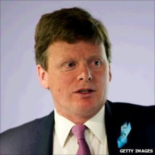 Minister Richard Benyon