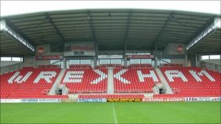 Wrexham Racecourse Stadium