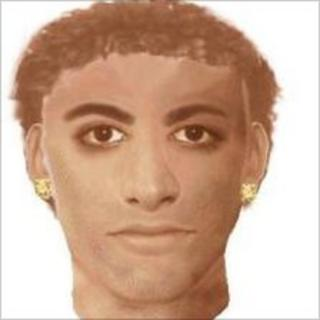 E-fit of sex attacker police are looking for