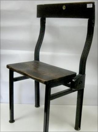 Ibrox seat